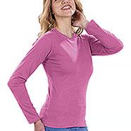 T-Shirt Donna Soft Style Fit Azalea M/L