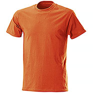T-Shirt Fruit of the Loom Orange