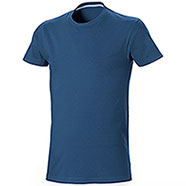 T-Shirt uomo Miami Cotton Avio