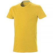 T-Shirt uomo Miami Cotton Yellow