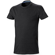 T-Shirt uomo Miami Cotton Black