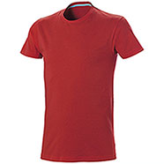 T-Shirt uomo Miami Cotton Red