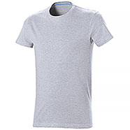 T-Shirt uomo Miami Cotton Grey Mélange