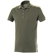 Polo Classic Piquet Cotton Army Green