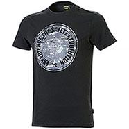 T-Shirt uomo Diadora Utility Graphic Revolution Black