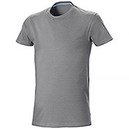 T-Shirt uomo Miami Cotton Light Grey
