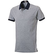 Polo Flag Grey Mélange
