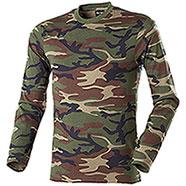 T-Shirt uomo Woodland M/L