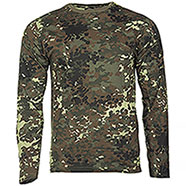 T-Shirt uomo Flecktarn M/L