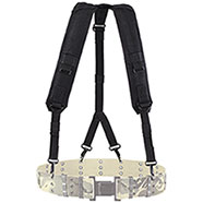 Suspender Black per Cinturone