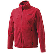 Giacca Pile Beretta Active Track Polartec Thermal Pro Tango Red