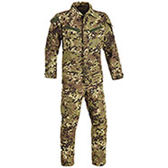 Combat Uniform Vegetato Italiano