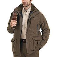 Giacca Caccia Kalibro Hunting Top Brown