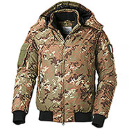 Bomber imbottito Combat Winter Vegetato