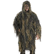 Ghillie Parka Woodland Camouflage