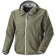 Giacca a Vento Light Army Green
