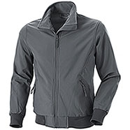 Giacca Softshell uomo Bruges Light Grey