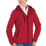 Giacca Softshell Donna  Innsbruck Red