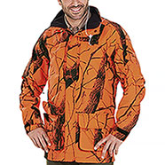 Giacca da caccia Beretta Light Static Camo AP Blaze Orange