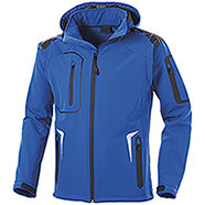 Giacca Softshell Tech 3 Layer Nordic Royal