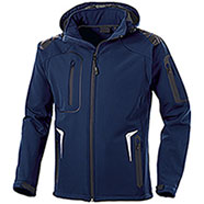 Giacca Softshell Tech 3 Layer Nordic Navy