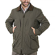 Giacca Masseria Rain Hunting Green con Cacciatora
