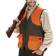Gilet da caccia Aigle Adirondack Orange