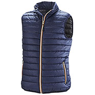Gilet Worms Navy