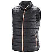 Gilet Worms Black