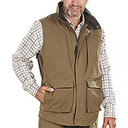 Gilet  da caccia Master Hunt Sand Brown