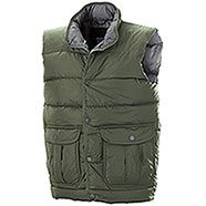 Gilet Imbottito Hunter OX Army Green