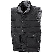 Gilet Imbottito Hunter OX Black