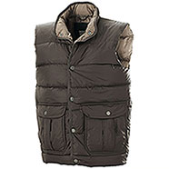 Gilet Imbottito Hunter OX Brown