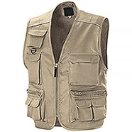 Gilet New Barracuda Beige