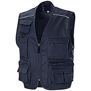 Gilet New Barracuda Navy