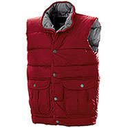 Gilet Imbottito Hunter OX Red
