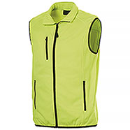 Gilet Micropile Yellow Fluo
