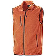 Gilet Micropile Orange