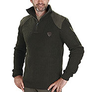 Maglione Kalibro Elbow Green Half Zip