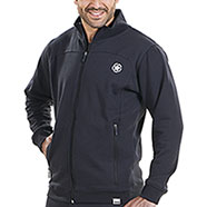 Maglia Jeep® Brushed Fleece Dark Grey/Black