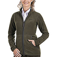 Pile Donna Seeland Bolton Fleece Pine Green