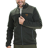 Giacca Kalibro Woodcock Fleece & Soft-Shell Forest