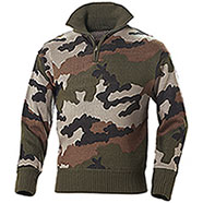 Maglione Regiment Camo Woodland