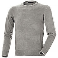 Pullover Leggero Lint Grey