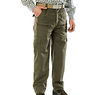 Burgas Green Trousers