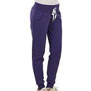 Pantaloni Felpati Donna Violet