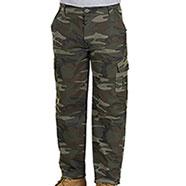Pantaloni Bambino Woodland New Hunting