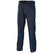 Pantaloni Cotone Light  Navy