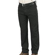 Pantaloni 5 tasche All Season Black.