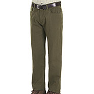 Pantaloni Kalibro Cotton Green